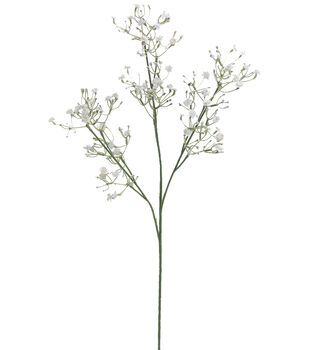 Bloom Room Pack of 12 24'' Gypsophila Sprays-White