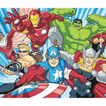 Marvel Pencil By Number Kits-Avengers
