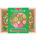 Melissa & Doug Flower Power Bead Set