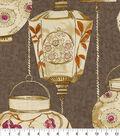 Home Decor 8\u0022x8\u0022 Fabric Swatch-Waverly Illuminata Spice