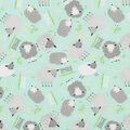 Super Snuggle Flannel Fabric-Pattern Trap Sheepie Tossed