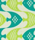 Home Decor 8\u0022x8\u0022 Fabric Swatch-Pkaufmann Ocean Current Seaspray
