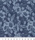 Keepsake Calico Cotton Fabric 44\u0022-Maryjane Indigo