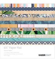 Kaisercraft Havana Nights 40-sheets 6.5'' Paper Pad, , hi-res