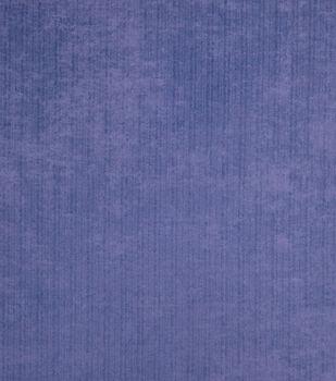 Eaton Square Upholstery Fabric-Outdoor Velvet/Blue