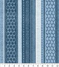 Tommy Bahama Outdoor Fabric 9\u0022x9\u0022 Swatch-Long Weekend Indigo