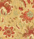 Waverly Lightweight Decor Fabric 54\u0022-Arbor Imagery/Vintage
