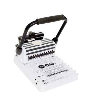 We R Memory Keepers Cinch Book Binding Tool with Square Holes