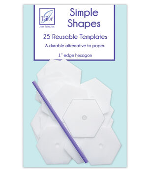 June Tailor Simple Shapes Hexagon