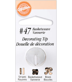 Wilton Decorating Tips