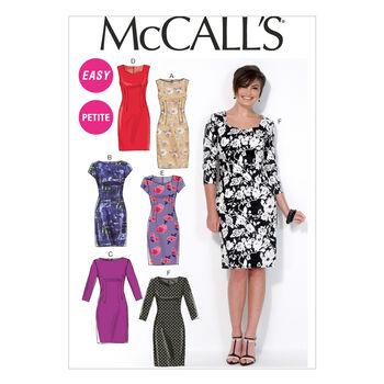 McCall's Misses Dress-M7085
