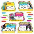 TREND enterprises, Inc. Parts of Speech Bulletin Board Set, 2 Sets