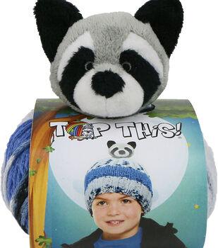 DMC Top This! Raccoon Yarn