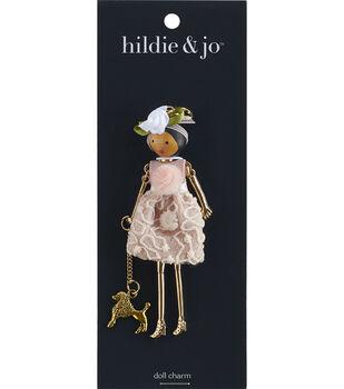 hildie & jo Spring Doll Pendant-Brigette