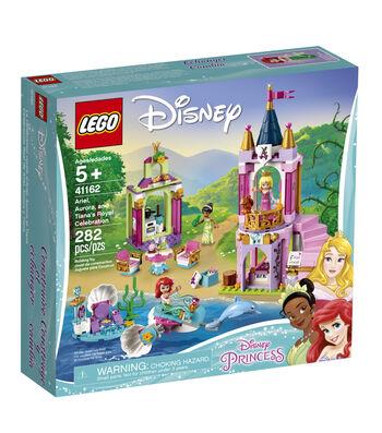 LEGO Disney Princess Ariel, Aurora, and Tiana's Royal 41162