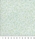 Keepsake Calico Cotton Fabric -Lundy Mist