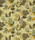 Covington Print Fabric 54\u0022-Mustard