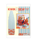 Kwik Sew Pattern K4183 Sewing Basket, Pincushion & Ironing Board Cover