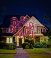 University of Oklahoma Sooners Team Pride Light, , hi-res