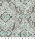 PKL Studio Outdoor Fabric-Stamped Damask Mineral