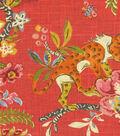 Williamsburg Multi-Purpose Decor Fabric 54\u0027\u0027-Spice Braganza