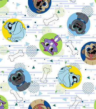 Disney Junior Puppy Dog Pals Cotton Fabric