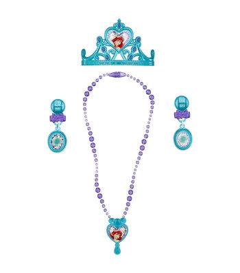 Disney Princess Ariel Sparkle Jewelry Set