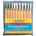 Carving Knife Set 10pc