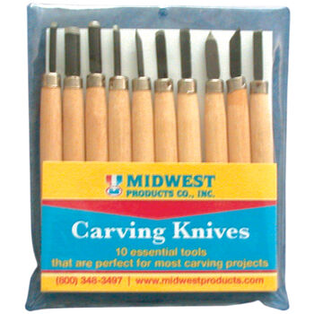 Carving Knife Set 10pc
