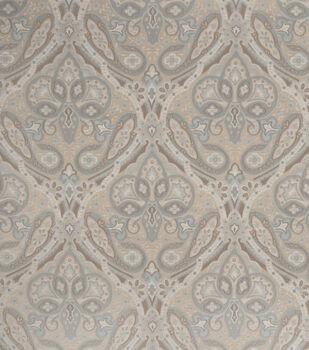 "Jaclyn Smith Upholstery Fabric 54""-Coach /Robins Egg"