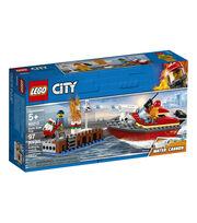 LEGO City Dock Side Fire 60213, , hi-res