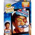 Crayola Color Alive Funny Faces-Crazy Costumes