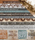 Kaisercraft Factory 42 12\u0027\u0027x12\u0027\u0027 Double-Sided Scrapbook Papers-Automated