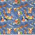 Christmas Cotton Fabric-Christmas Eve