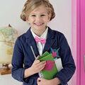 Beginner Sewing Kit Green Pencil Holder