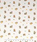 Doodles Juvenile Apparel Fabric 57\u0027\u0027-Tiny Bears