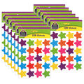 Teacher Created Resources Bright Stars Stickers 12 Packs