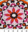 Anti-Pill Fleece Fabric 59\u0022-Kaleidescope Medallion