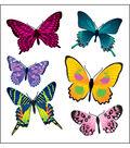 Butterflies Painted