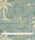 Tommy Bahama Outdoor Print Fabric 54\u0027\u0027-Island Song Surf
