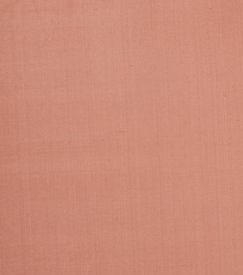 "Eaton Square Lightweight Decor Fabric 54""-Douppioni Silk /Petal"