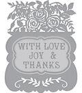 Spellbinders Shapeabilities Dies By Sharyn Sowell-With Love