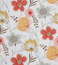 SMC Designs 45\u0022 Home Essentials Fabric-Olenska Panorama Spiceberry