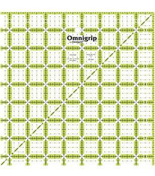 """Omnigrip Neon Ruler 8.5"""" x 8.5"""""""