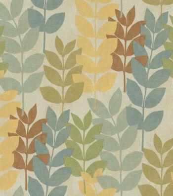 """Richloom Studio Multi-Purpose Decor Fabric 54""""-Presidio Water"""