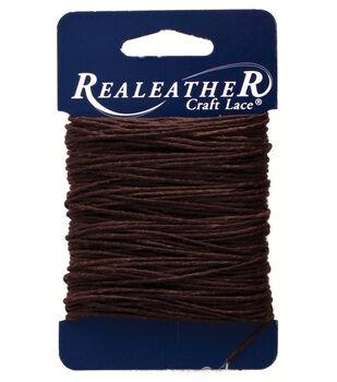 Waxed Thread, Brown