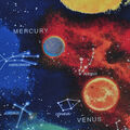 Novelty Cotton Fabric -Space