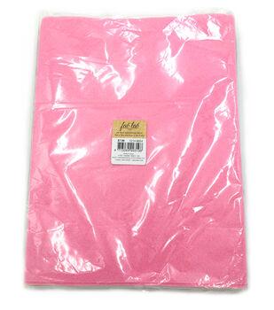 """Soft Felt - 9"""" x 12"""" - Pastels - Pack of 25 pieces"""