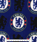 Chelsea Football Club Fleece Fabric