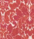 Anti-Pill Fleece Fabric 59\u0022-Autumn Mosaic Damask